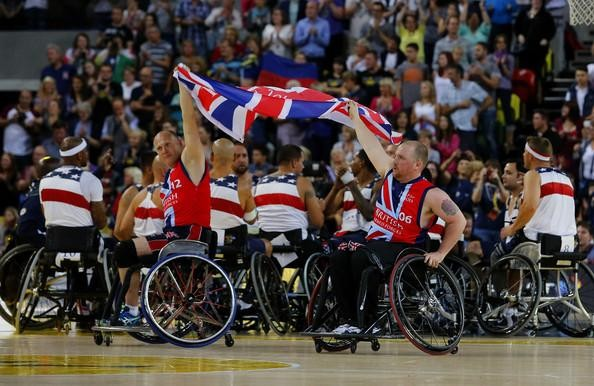 Monday 15 September - It's hard not to be moved by #InvictusGames