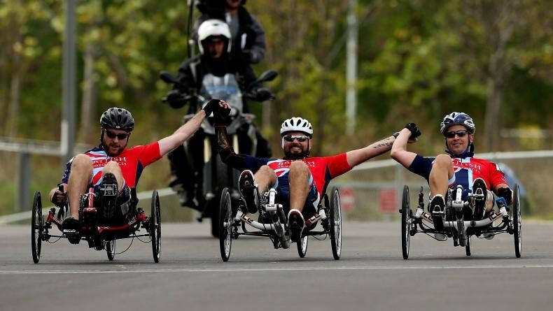 Invictus Games - Team Great Britain Going for Gold