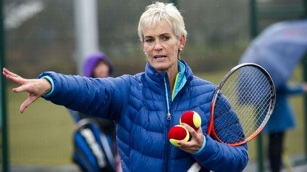 Judy Murray recommends PE homeswork, we recommend skipping