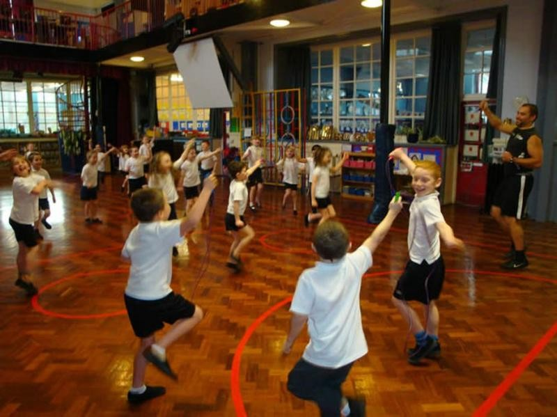 Monday 24th March - National Skipping Day