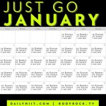 Just Go January - Skip it!