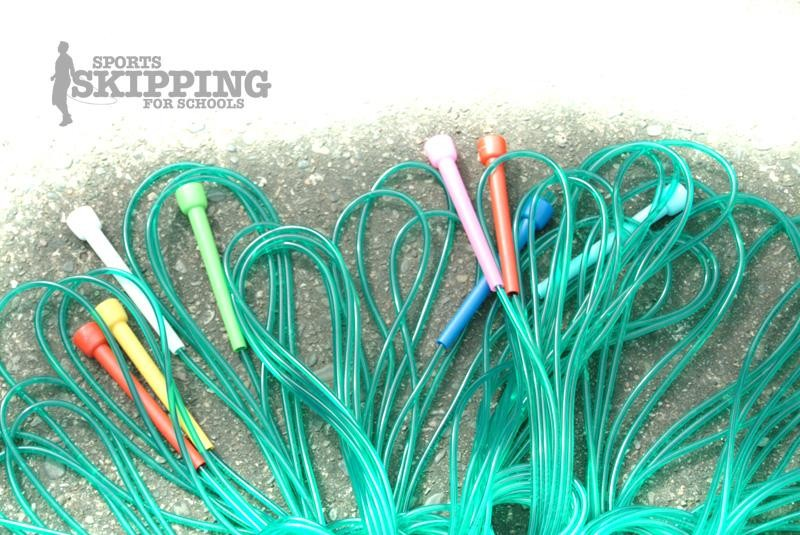 Skipping4Schools 25ft Long Ropes for Sale