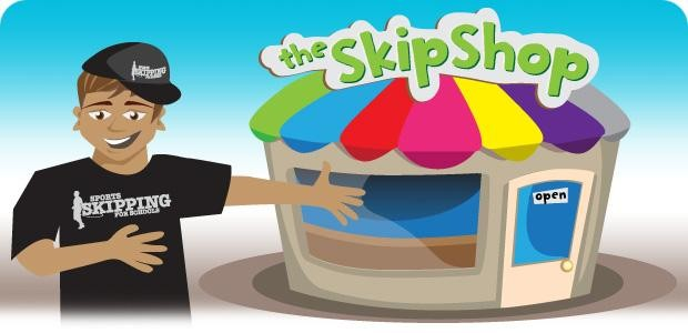 Hi, I'm Skip from the Skipping4Schools rope and skipping shop